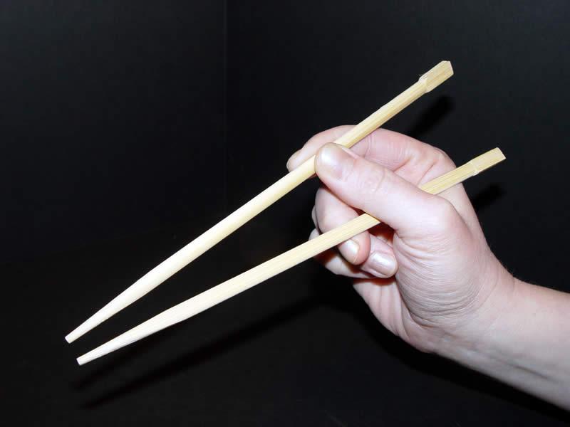 Как сделать китайские палочки для еды в домашних условиях